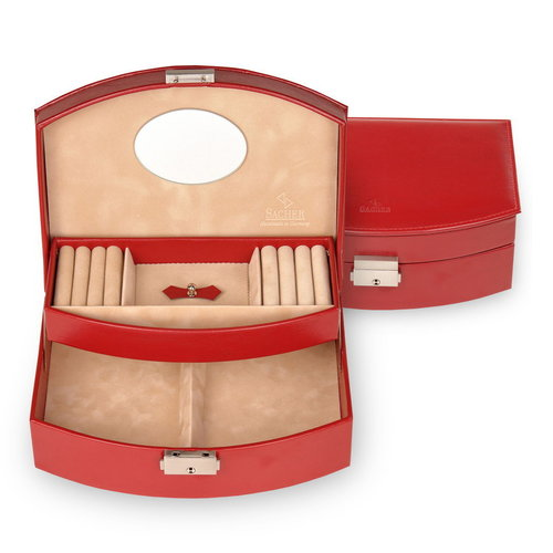 jewellery box Alexa/ new classic, red