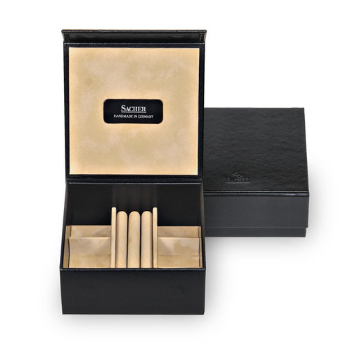 jewellery box Nora/ new classic, black