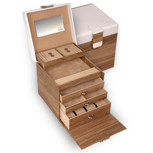 jewellery case Lisa/ nortic style, nordic oak