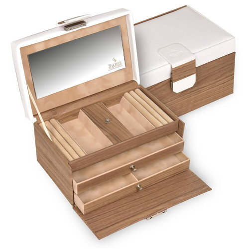 jewellery case Eva/ nortic style, nordic oak