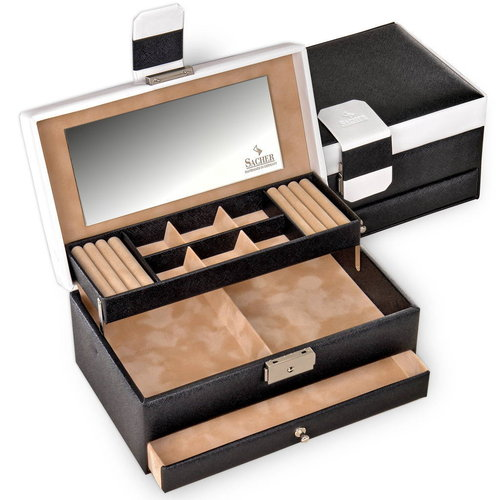 jewellery case Helen/ black