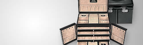 Jewellery Boxes & Storage Solutions