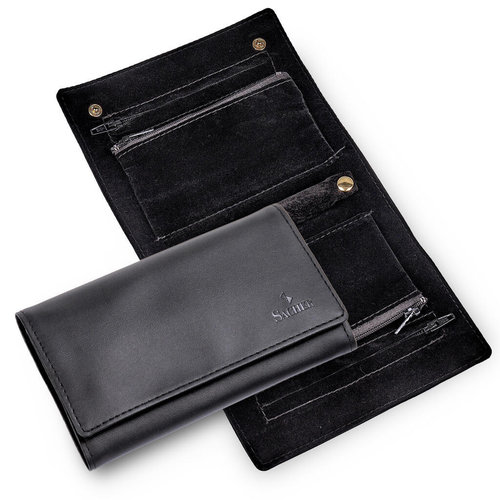 jewellery roll  / standard, black